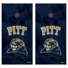 Pitt Panthers Corn Hole Decal Set Of 6 Vinyl Decals Stickers Cornhole Pittsburgh