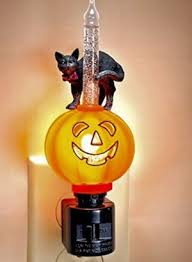 cat bubble night light