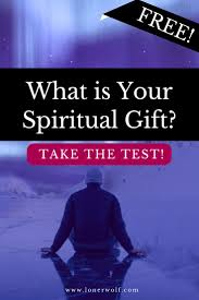 spiritual gifts test what is your