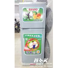 Tủ lạnh Sanyo SR-13FN 130 lít, giá rẻ, bảo hành uy tín tại HCM