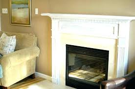 painted fireplace mantels painting