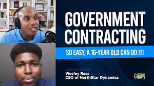 Wesley Ross the 16 year old military contractor - Eric Coffie - YouTube