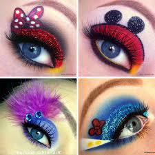 disney eye makeup make up princesses
