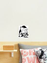 Pablo Picasso Nature Morte Lithograph Artwork For Wall Art Tshirts Prints Posters Women Men Kids Photographic Print By Clothorama Redbubble