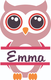 Owl Owls On A Tree Bird Birds Customized Wall Decal Custom Vinyl Wall Art Personalized Name Baby Girls Boys Kids Bedroom Wall Decal Room Decor Wall Stickers Decoration Size