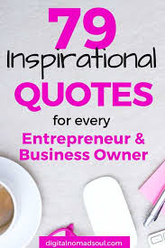 motivational business quotes for entrepreneurs business owner