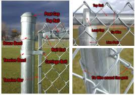 China Chain Mesh Fence Installation Suppliers Manufacturers Factory Price Hangxuan