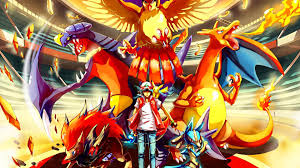 pokemon red wallpapers top free
