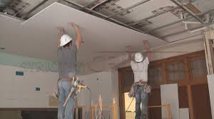drywall suspended ceiling grid