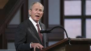 George W. Bush honors John Lewis: 'He believed in America' | TheHill