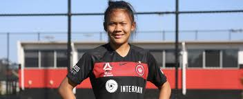Nevin and Phonsongkham named in Westfield Young Matildas squad for 2019 AFC  U-19 Women's Championship | Western Sydney Wanderers FC