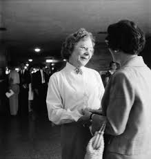 Luella Smith, County Clerk, March 1964 | Ann Arbor District Library