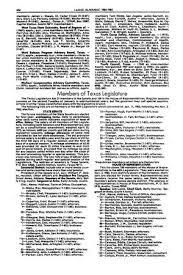 Texas Almanac, 1984-1985 - Page 653 - The Portal to Texas History