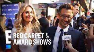 "Luke Greenfield: ""I wish I could be Damon.""   E! People's Choice Awards -  YouTube"