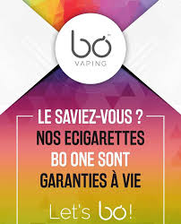 Bo ONE Garantie à vie