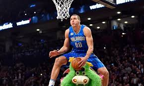 Aaron Gordon deserved a million points for his dunks with the ...