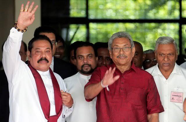 "Image result for After hiatus, Rajapaksa brothers set to dominate Sri Lanka again"""