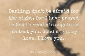 good night prayer for my love in good night prayer quotes