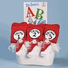 baby shower haul thing 1 2 3 gift