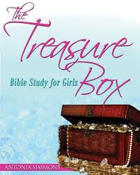 The Treasure Box: Bible Study for Girls: Simmons, Antonia: 9781942871064:  Amazon.com: Books