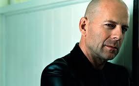 HD wallpaper: men's black top, bruce willis, bald head, man, celebrity,  actor | Wallpaper Flare