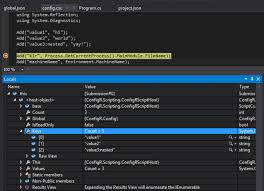 configuration source in asp net vnext