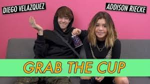 Addison Riecke & Diego Velazquez - Grab The Cup - YouTube