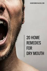 dry mouth remes