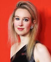 elizabeth holmes dark eye makeup