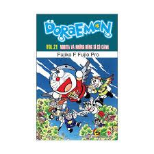 Doraemon - Vol.21 Nobita Và Những Dũng Sĩ Có Cánh (Truyện Dài ...
