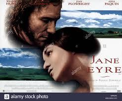 FILM POSTER JANE EYRE (1996 Stock Photo: 31073681 - Alamy