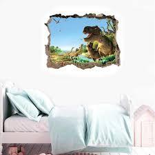 Dinosaur Decal Prehistoric Window Mesozo