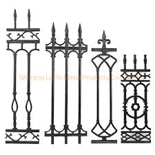 China Ornamental Style Beautiful Decorative Antique Cast Iron Fence Finials Photos Pictures Made In China Com