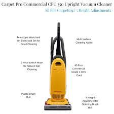 carpet pro cpu 350 mercial upright
