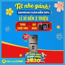 Đồ Tết lớn gấp đôi Khi tủ lạnh Samsung... - Điện máy XANH (dienmayxanh.com)