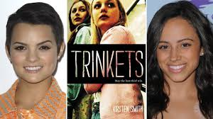 "Netflix Orders ""Trinkets"" Series Based on Young-Adult Novel by Kirsten Smith  