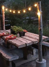 10 ways fairy lights can turn your yard