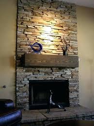 stone veneer fireplace faresfares co