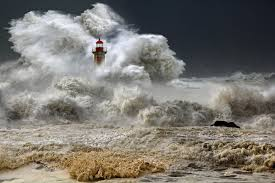 natural disaster storm sea ocean