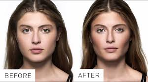 contouring tutorial for heart shaped
