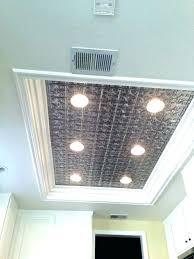 bathroom heater fan light cover vent