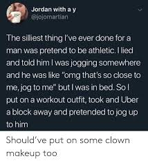 25 best memes about clown makeup