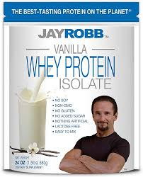 jay robb whey protein isolate vanilla