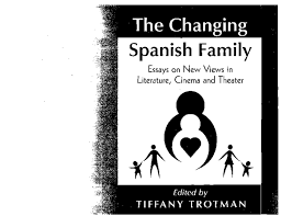 """PDF) """"Mother-Daughter Relationships in Contemporary Spanish ..."""