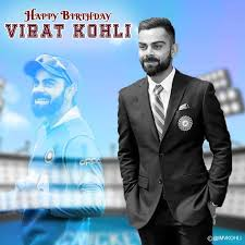 happy birthday virat kohli images whatsapp status wishes stats