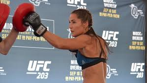 Cleveland's Jessica Eye set to face Cynthia Calvillo in main event of UFC  Fight Night   wkyc.com