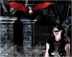 خلفيات مصاصي الدماء المرعبة Vampires Backgrounds