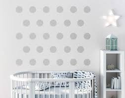 Circle Vinyl Wall Decals For Kids Bedrooms Living Rooms Etsy