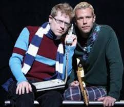 Original stars of Broadway's RENT - Adam Pascal and Anthony Rapp return to  The Ridgefield Playhouse with a brand new show on October 16