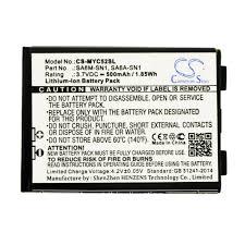 Batteria Sagem Vs3 Myc5 2v C5 3 Lion ...
